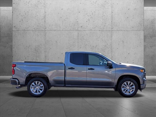 2019 Chevrolet Silverado 1500 Double Cab 4x2, Pickup #KZ239934 - photo 5