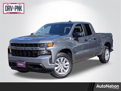 2019 Chevrolet Silverado 1500 Double Cab 4x2, Pickup #KZ239934 - photo 1