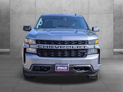 2019 Chevrolet Silverado 1500 Double Cab 4x2, Pickup #KZ239934 - photo 3