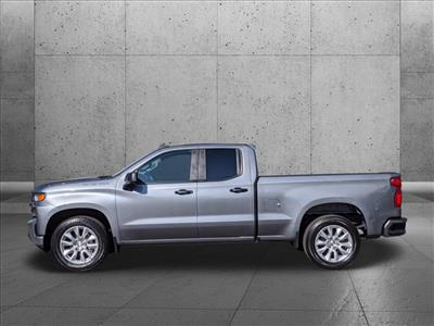 2019 Chevrolet Silverado 1500 Double Cab 4x2, Pickup #KZ239934 - photo 9