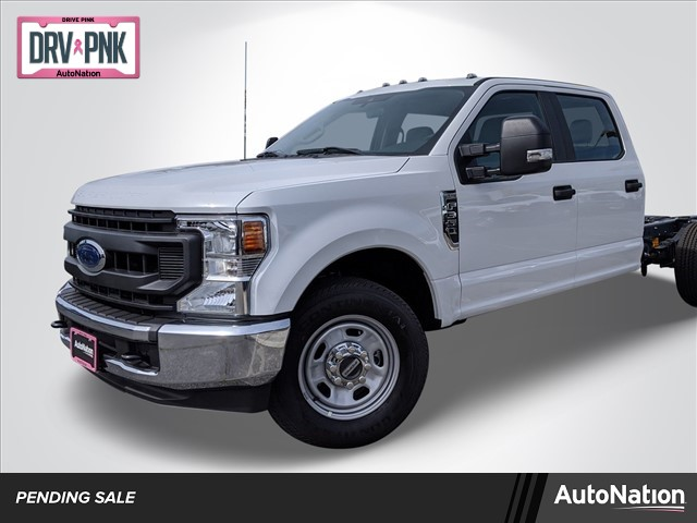 2020 Ford F-350 Crew Cab 4x2, Cab Chassis #LEC42355 - photo 1