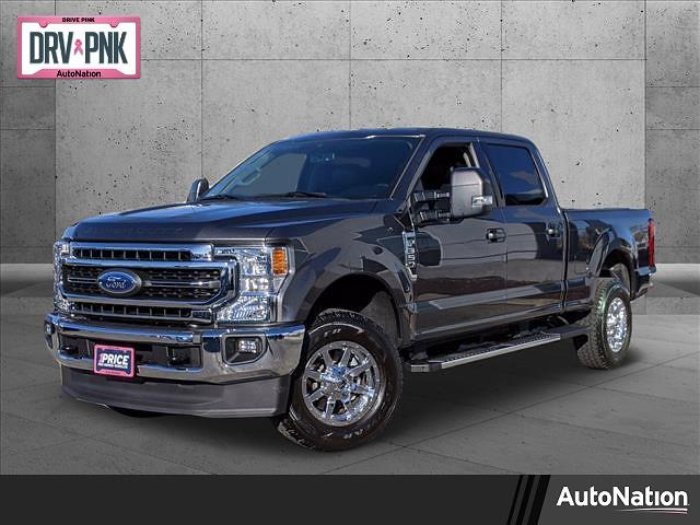 2020 Ford F-350 Crew Cab 4x4, Pickup #LED49921 - photo 1
