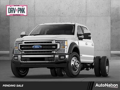 2020 Ford F-550 Crew Cab DRW 4x2, Cab Chassis #LEE89549 - photo 1