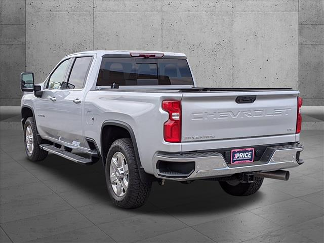 2020 Chevrolet Silverado 2500 Crew Cab 4x4, Pickup #LF105990 - photo 1