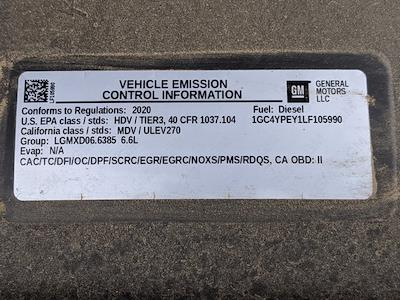 2020 Chevrolet Silverado 2500 Crew Cab 4x4, Pickup #LF105990 - photo 23