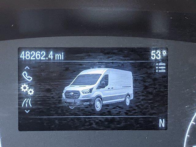 2020 Ford Transit 250 Med Roof 4x2, Empty Cargo Van #LKA22842 - photo 11
