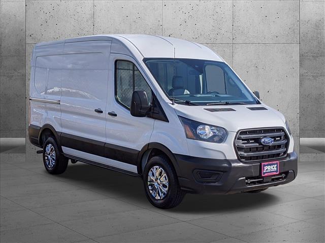 2020 Ford Transit 250 Med Roof 4x2, Empty Cargo Van #LKA22842 - photo 4