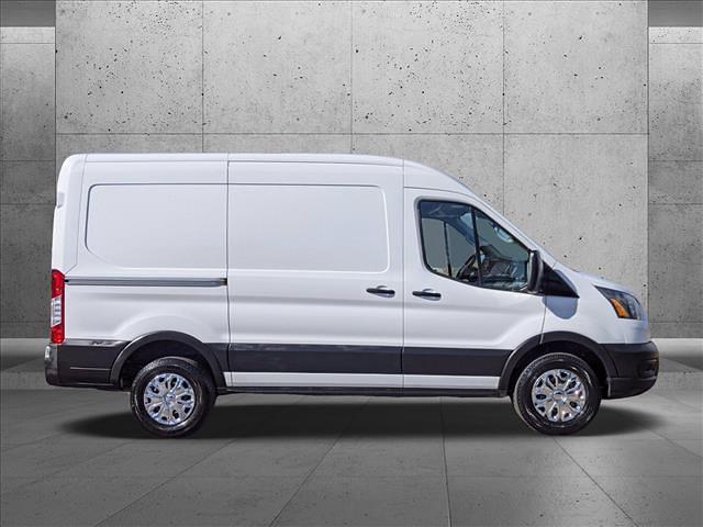 2020 Ford Transit 250 Med Roof 4x2, Empty Cargo Van #LKA22842 - photo 5