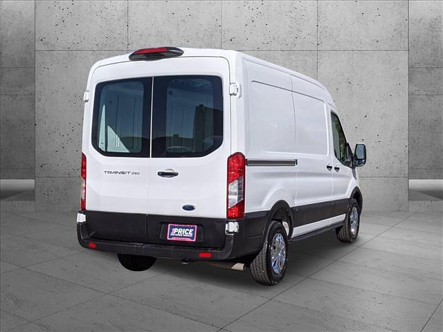 2020 Ford Transit 250 Med Roof 4x2, Empty Cargo Van #LKA22842 - photo 6