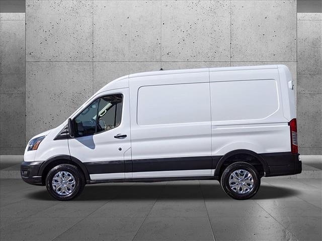 2020 Ford Transit 250 Med Roof 4x2, Empty Cargo Van #LKA22842 - photo 9