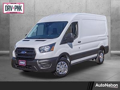 2020 Ford Transit 250 Med Roof 4x2, Empty Cargo Van #LKA22842 - photo 1