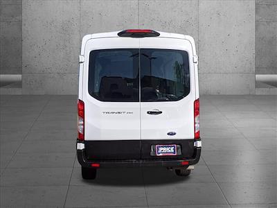 2020 Ford Transit 250 Med Roof 4x2, Empty Cargo Van #LKA22842 - photo 7