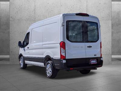 2020 Ford Transit 250 Med Roof 4x2, Empty Cargo Van #LKA22842 - photo 8
