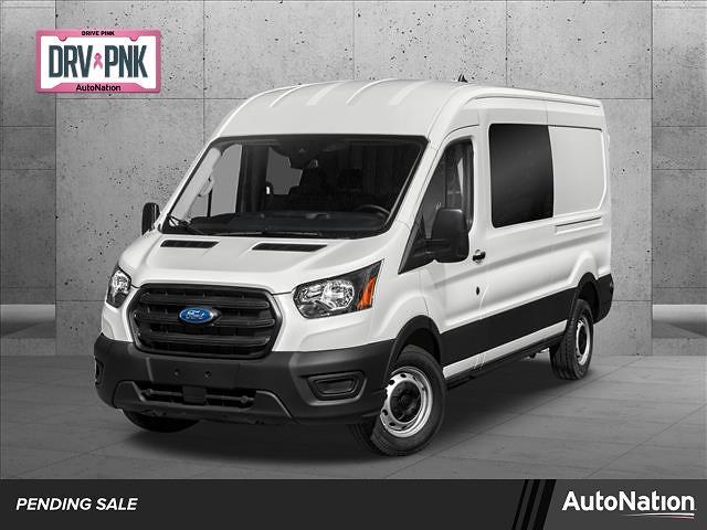 2020 Ford Transit 250 Med Roof 4x2, Crew Van #LKB68214 - photo 1