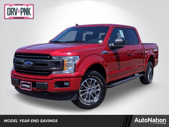2020 Ford F-150 SuperCrew Cab 4x4, Pickup #LKE39019 - photo 1
