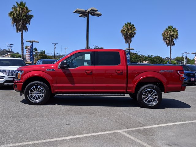 2020 Ford F-150 SuperCrew Cab 4x4, Pickup #LKE39019 - photo 6
