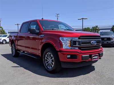 2020 Ford F-150 SuperCrew Cab 4x4, Pickup #LKE39019 - photo 8