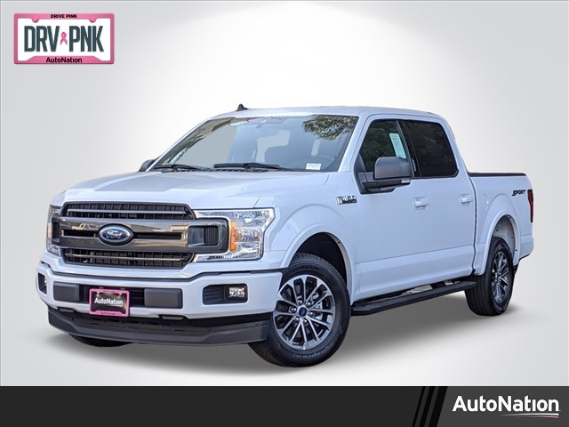 2020 Ford F-150 SuperCrew Cab 4x2, Pickup #LKE39064 - photo 1