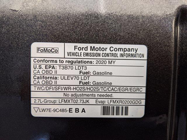 2020 Ford F-150 SuperCrew Cab 4x4, Pickup #LKE40073 - photo 40