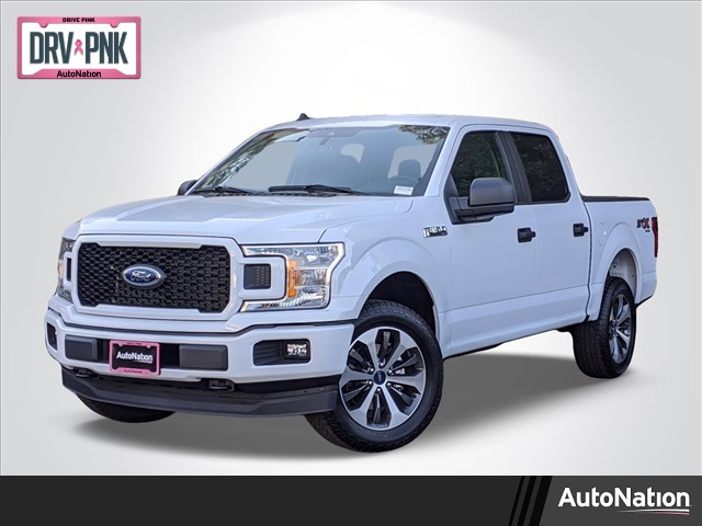 2020 Ford F-150 SuperCrew Cab 4x4, Pickup #LKE40080 - photo 1