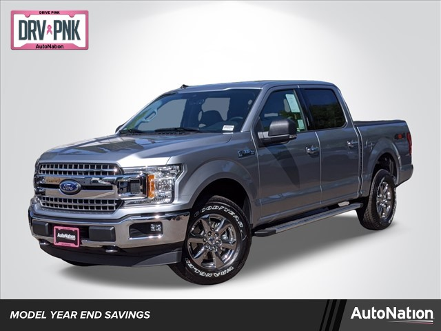 2020 Ford F-150 SuperCrew Cab 4x4, Pickup #LKE40089 - photo 1