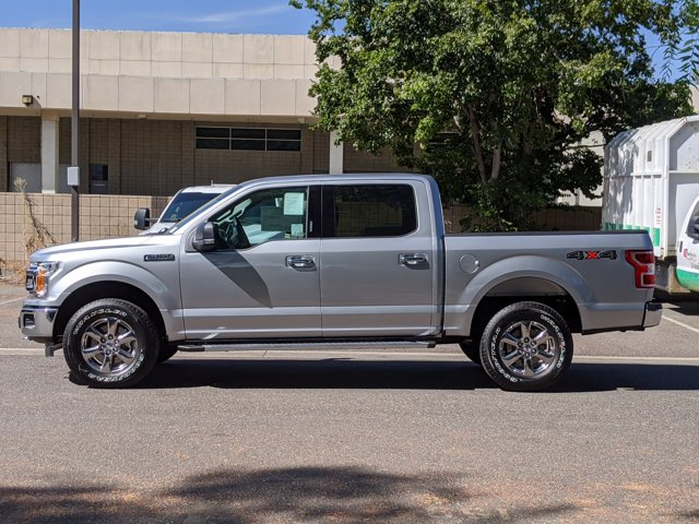 2020 Ford F-150 SuperCrew Cab 4x4, Pickup #LKE40089 - photo 5
