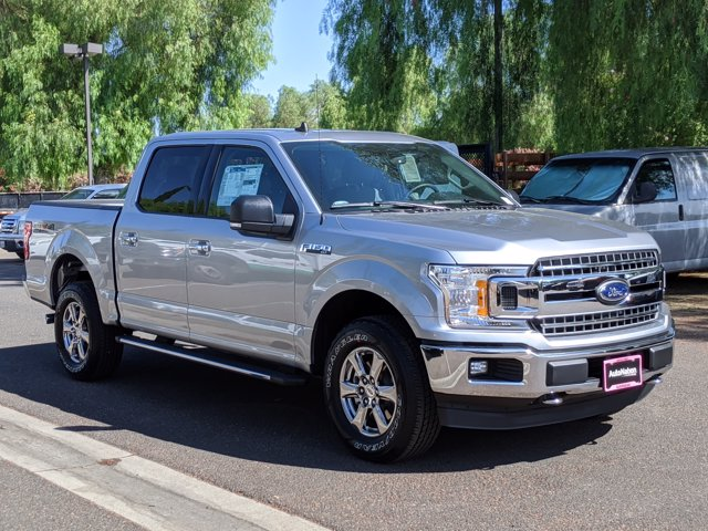 2020 Ford F-150 SuperCrew Cab 4x4, Pickup #LKE40089 - photo 6