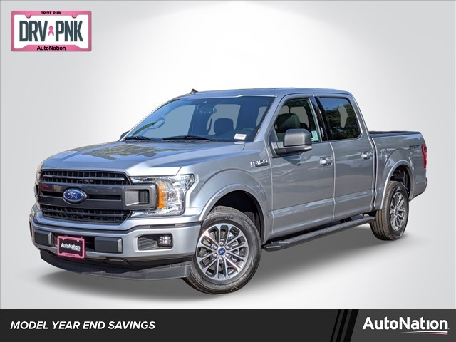 2020 Ford F-150 SuperCrew Cab 4x2, Pickup #LKF18328 - photo 1