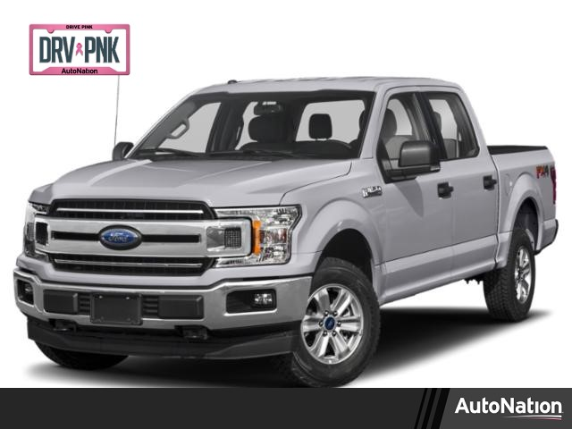 2020 Ford F-150 SuperCrew Cab 4x2, Pickup #LKF40310 - photo 1