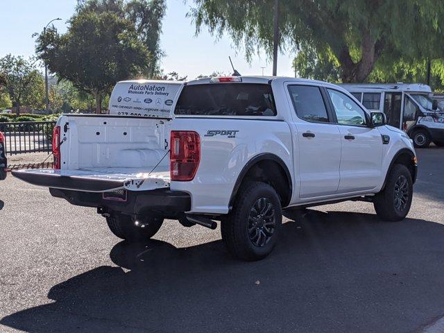 2020 Ford Ranger SuperCrew Cab 4x4, Pickup #LLA47894 - photo 4