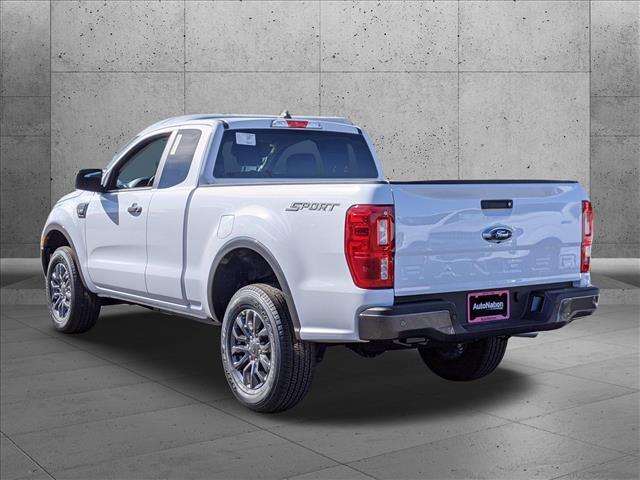 2020 Ford Ranger Super Cab 4x2, Pickup #LLA94229 - photo 2