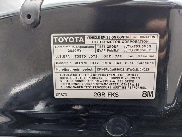 2020 Tacoma 4x2,  Pickup #LM023674 - photo 25