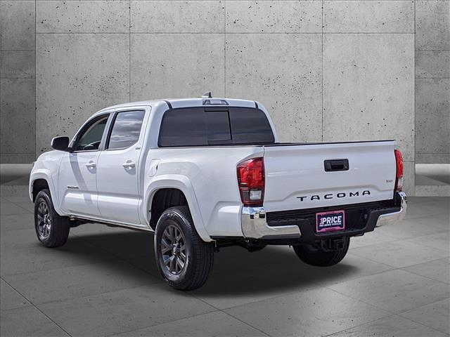 2020 Toyota Tacoma Double Cab 4x2, Pickup #LX088653 - photo 1