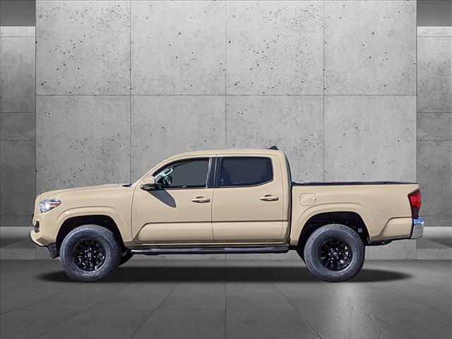 2020 Toyota Tacoma 4x2, Pickup #LX170583 - photo 9