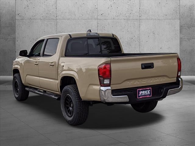 2020 Toyota Tacoma 4x2, Pickup #LX170763 - photo 2