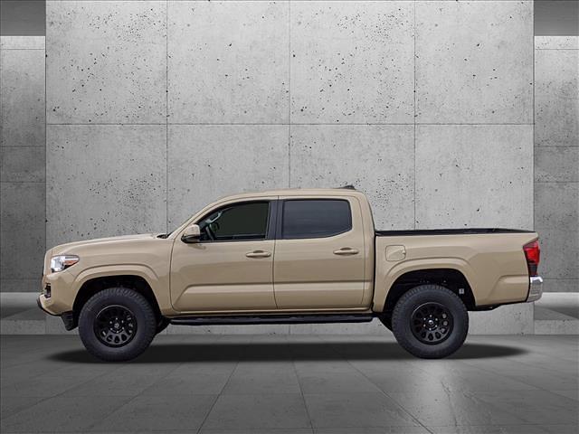 2020 Toyota Tacoma 4x2, Pickup #LX170763 - photo 9