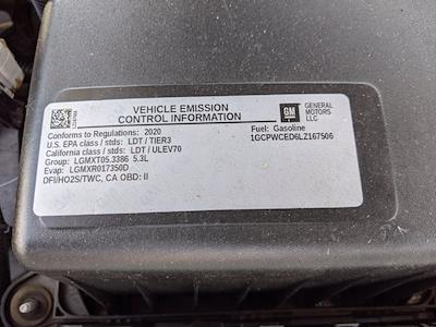 2020 Chevrolet Silverado 1500 Crew Cab 4x2, Pickup #LZ167506 - photo 23