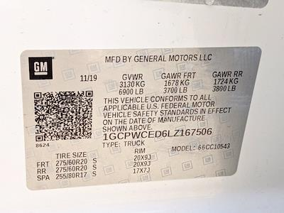 2020 Chevrolet Silverado 1500 Crew Cab 4x2, Pickup #LZ167506 - photo 25