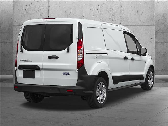 2021 Ford Transit Connect, Empty Cargo Van #M1497873 - photo 2