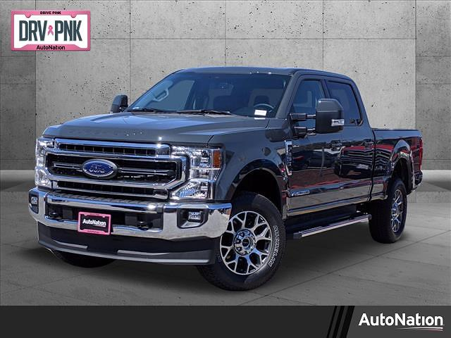 2021 Ford F-250 Crew Cab 4x4, Pickup #MEC91002 - photo 1