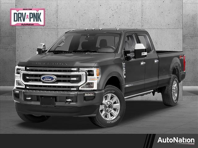 2021 Ford F-350 Crew Cab 4x4, Pickup #MED30661 - photo 1
