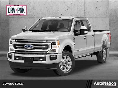 2021 Ford F-350 Crew Cab 4x4, Pickup #MED30662 - photo 1