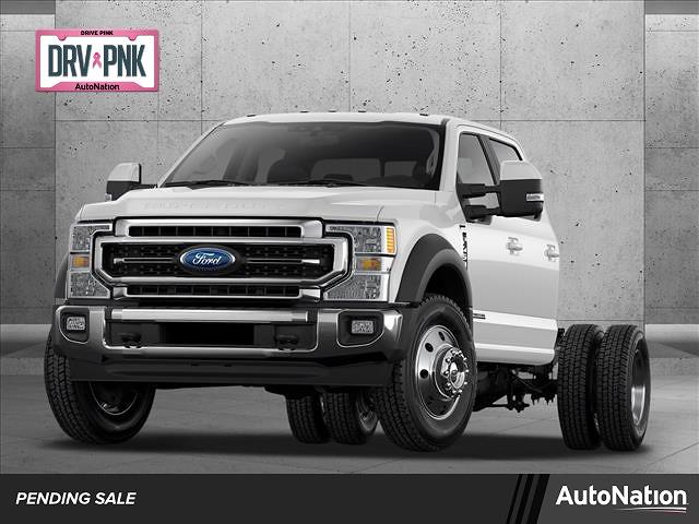 2021 Ford F-450 Crew Cab DRW 4x2, Cab Chassis #MED40623 - photo 1