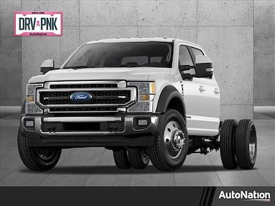2021 Ford F-550 Crew Cab DRW 4x2, Cab Chassis #MED40629 - photo 1