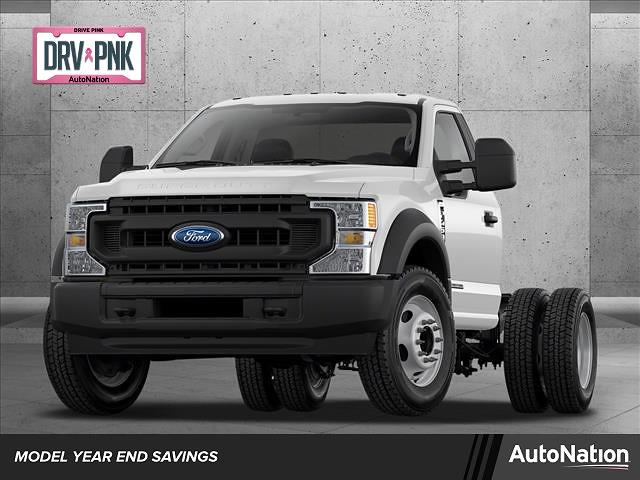 2021 F-550 Regular Cab DRW 4x2,  Cab Chassis #MED71215 - photo 1
