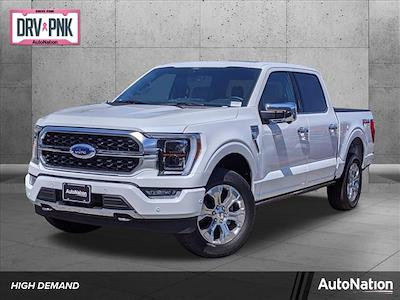 2021 Ford F-150 SuperCrew Cab 4x4, Pickup #MFA33660 - photo 1