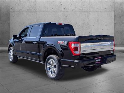 2021 Ford F-150 SuperCrew Cab 4x4, Pickup #MFA52617 - photo 2