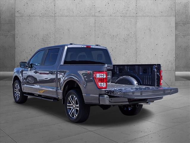 2021 Ford F-150 SuperCrew Cab 4x4, Pickup #MFA84228 - photo 2