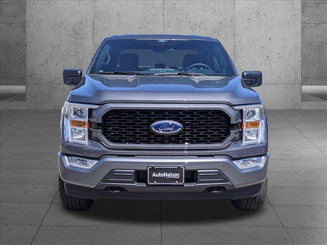 2021 Ford F-150 SuperCrew Cab 4x4, Pickup #MFA84228 - photo 7