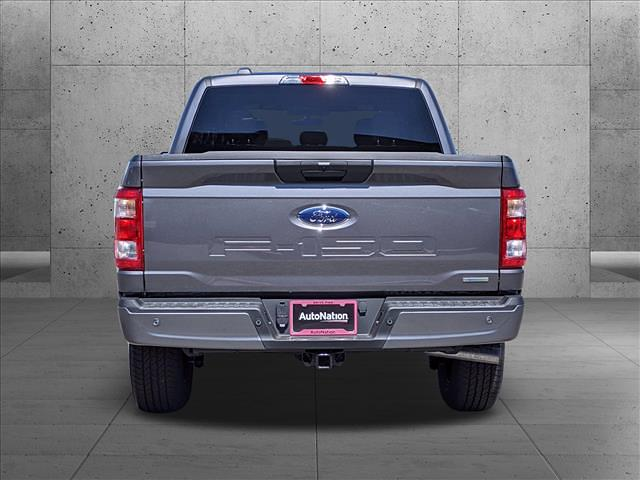 2021 Ford F-150 SuperCrew Cab 4x4, Pickup #MFA84228 - photo 9